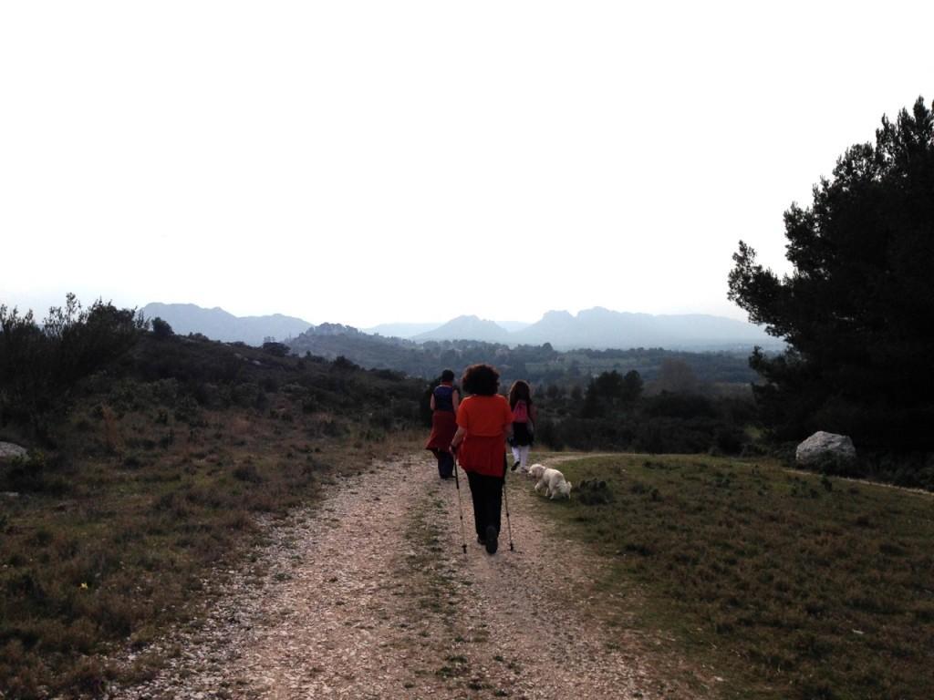 GHF silent walk 2