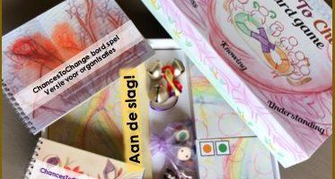 C2C bordspel: Volledige, creatieve en organisatie versies