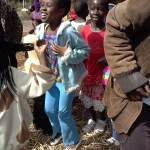 dancing the cowpea harvest